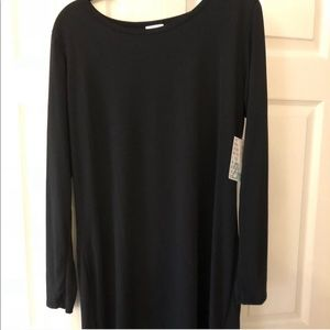 NWT LulaRoe Debbie, coveted NOIR collection